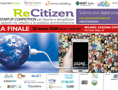 SmartPA : ReCitizen la Finale