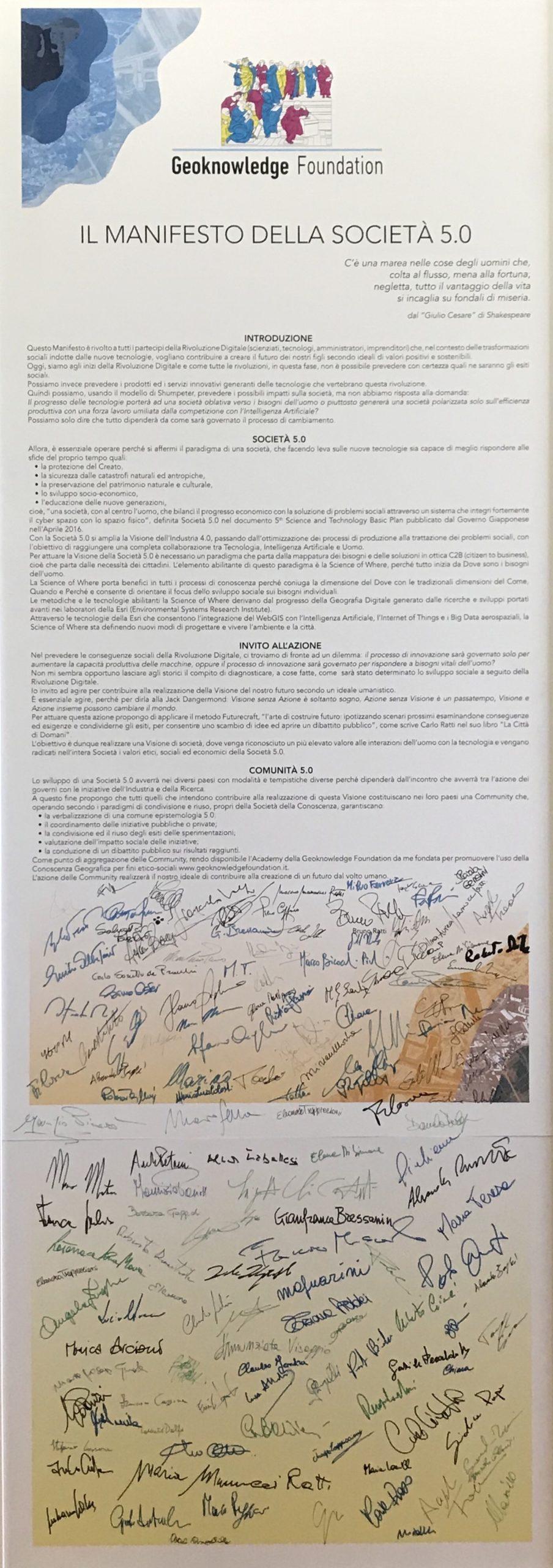Manifesto 500